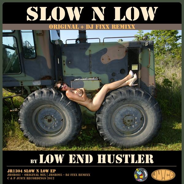 JR1304, Slow N Low, by Low End Hustler on Juice Recordings