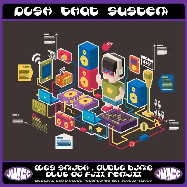 JR1311_PushThatSystem_WesSmithAndDubleTime_600